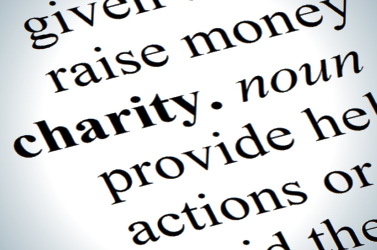Image result for charity definition
